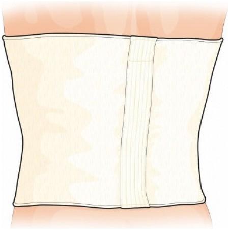 DR. GIBAUD - Cintura Normale Ortopedica Antireumatica 32 Cm P Circonferenza Vita Cm 121-140