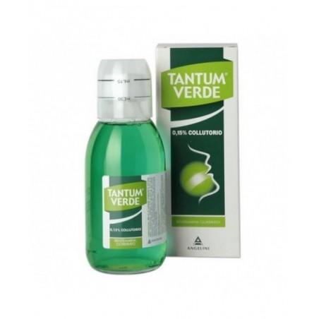 Tantum Verde 0,15% - collutorio disinfettante e antinfiammatorio 240 ml