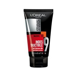 gel studio line indestructible gel estremo fissaggio elastico 150 ml