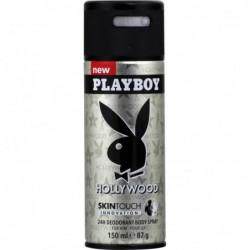 deodorante da uomo hollywood body spray 150 ml