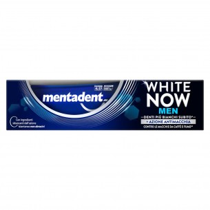 white now men - dentifricio sbiancante 75 ml