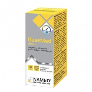 Basemed Drop 30 Ml - integratore di minerali