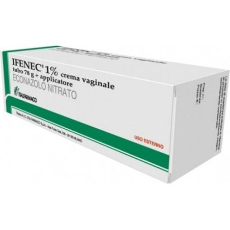 Ifenec 1% Crema Vaginale - trattamento delle infezioni micotiche 78 g