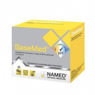 Basemed 30 Buste - Integratore per il metabolismo acido base