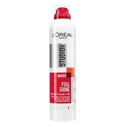 spray studio line fix&shine fissaggio iperforte 250 ml
