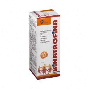 Integratore Alimentare Immunostimolante  A Base Di Echinacea Kinatrofina Sciroppo  200 Ml
