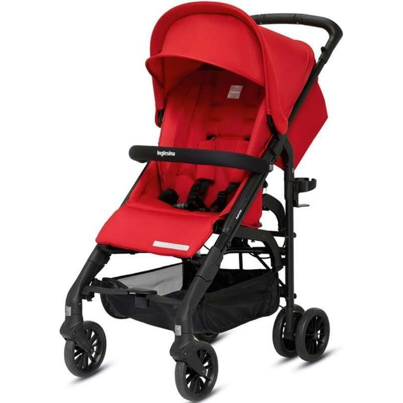 passeggino leggero zippy light vivid red