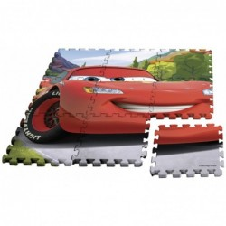 Cars - Tappeto puzzle