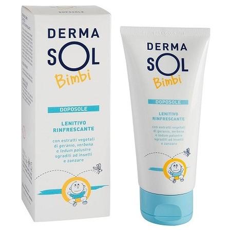Dermasol - Bimbi - Crema Doposole Idratante Insetto Repellente Per Bambini 100 Ml