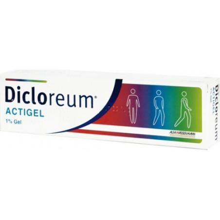 Dicloreum Actigel 1% - gel per dolori muscolari e articolari 50 g