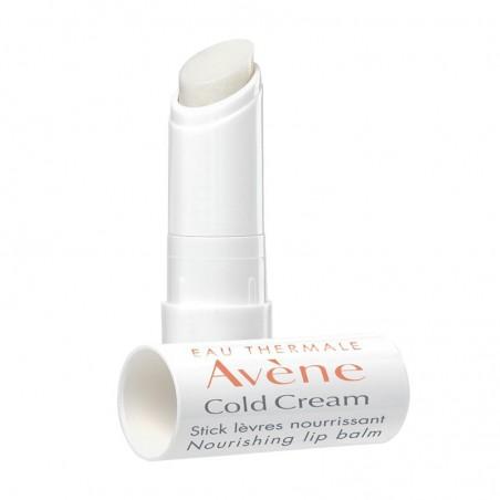 Avene - cold cream - stick nutritivo e protettivo per le labbra 4 g