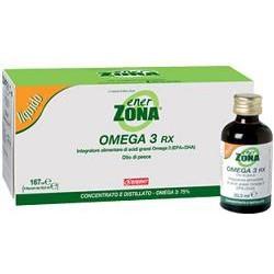 Integratore Alimentare Di Acidi Grassi Omega 3 Enerzona Rx 5 Flaconi