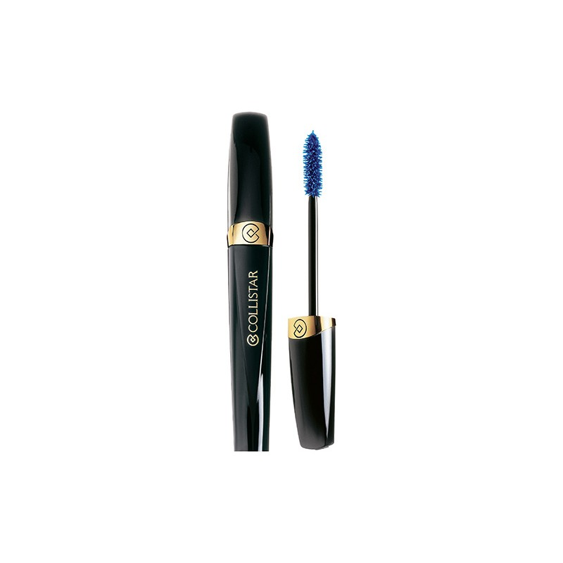 COLLISTAR - Supermascara tridimensionale - Mascara supervolume colore blu