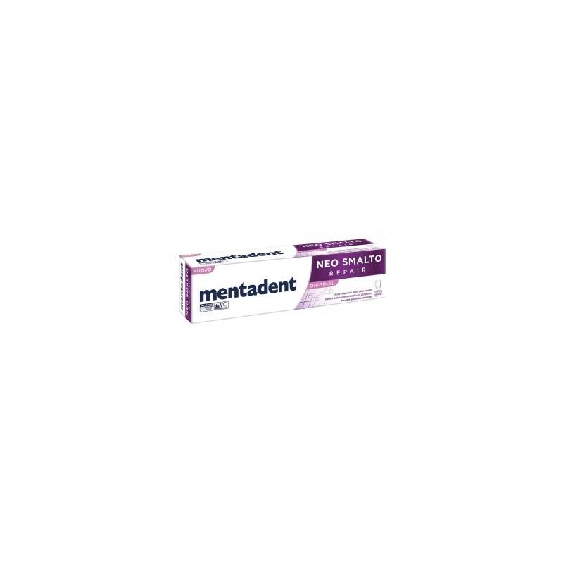 Mentadent - Neo repair original - dentifricio smalto 75 ml