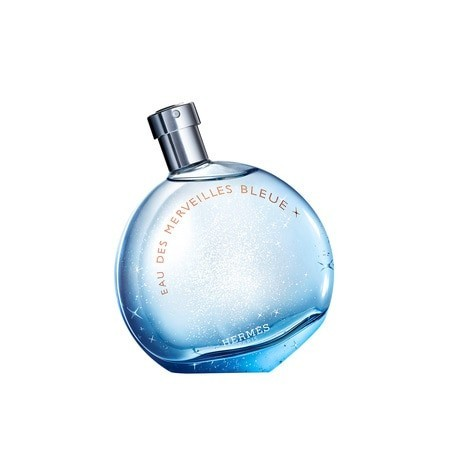 HERMES - eau des merveilles bleue - eau de toilette donna 50 ml vapo