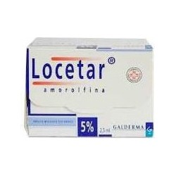 Locetar 5% smalto unghie - trattamento delle onicomicosi 2,5 ml
