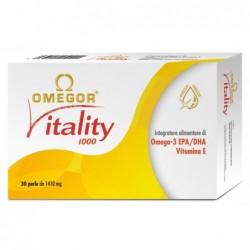 Integratore Alimentare Per Il Controllo Dei Trigliceridi Vitality 1000 30 Perle