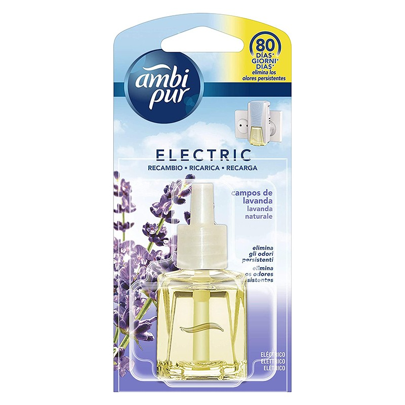Ambi Pur - Ricarica per Deodorante elettrico Per Ambienti in Fragranze Assortite
