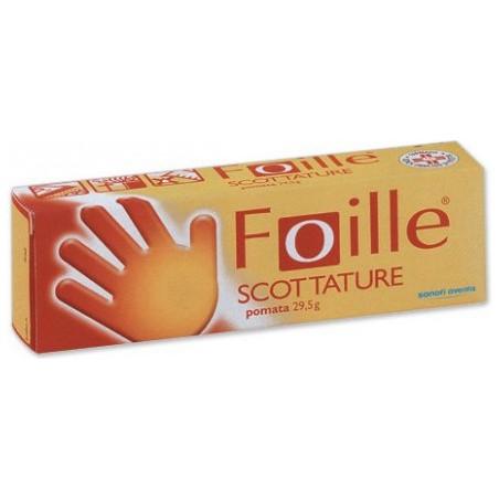 Foille Scottature - crema dermatologica per scottature 29,5 g