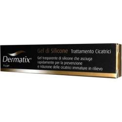 dermatix gel silicone in gel trattamento per prevenire la formazione di cicatrici per 15 ml