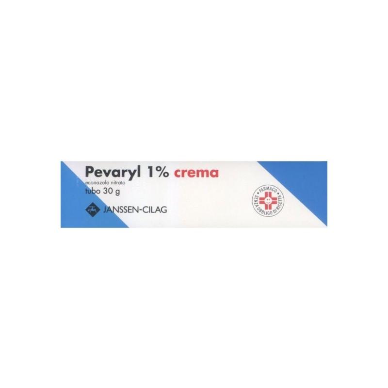 Pevaryl 1% Crema - trattamento delle micosi cutanee 30 g