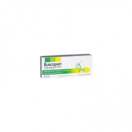 Buscopan 10 mg - antidolorifico 30 compresse rivestite