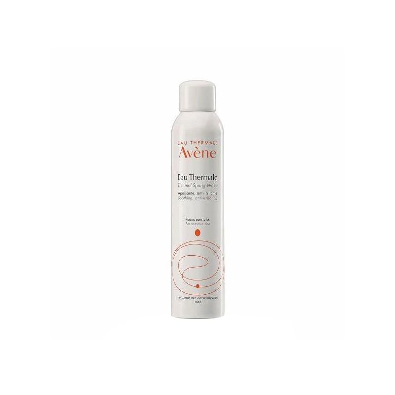 Avene - Acqua Termale - Spray lenitivo e rinfrescante per pelli sensibili e arrossate 300 ml