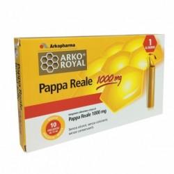 integratore alimenatre pappa reale 10 flaconcini 1000 mg