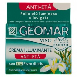 Crema Viso Illuminante Anti Età 50 ml
