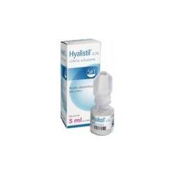 Hyalistil 0,2% collirio - secchezza oculare 5 ml
