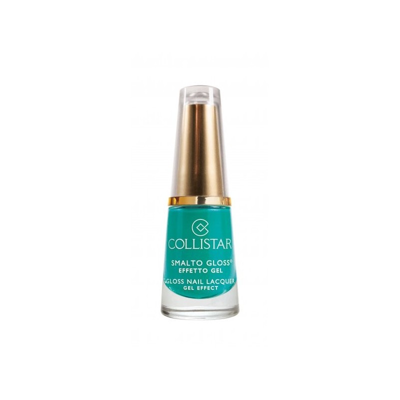 smalto gloss effetto gel 532 verde glamour 6 ml