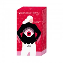 Kit Mascara Ciglione - Mascara + struccante bifasico + matita occhi