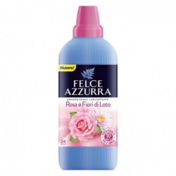 Rosa e fiori di loto - ammorbidente concentrato 600 ml