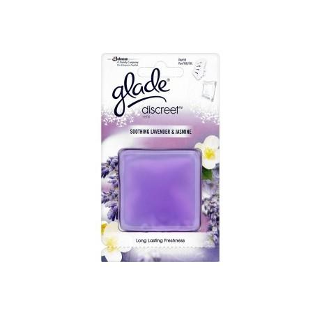 ricarica per deodorante discreet decor 1 pezzo profumazione assortita