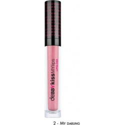 lucidalabbra gloss kiss my lips n02 my darling