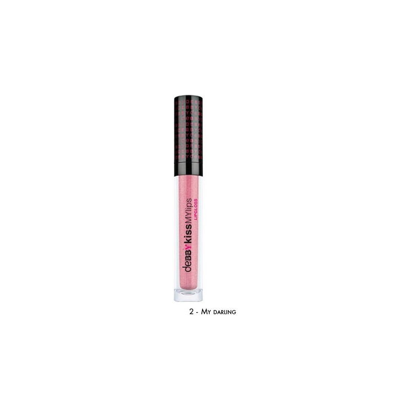 Deborah - lucidalabbra gloss kiss my lips n02 my darling