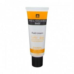 Heliocare Fluid Cream 360º protezione solare alta Spf 50+ 50 ml