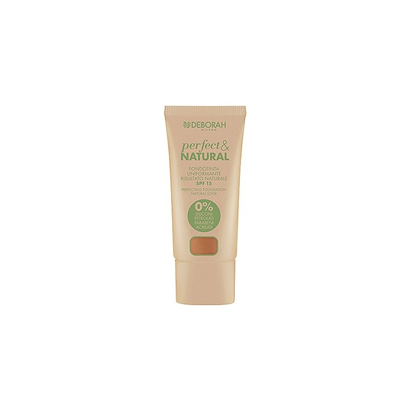 perfect & natural - fondotinta 03 beige