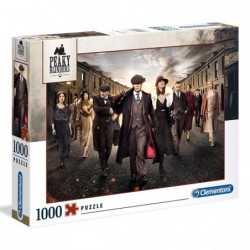 High Quality Collection - Puzzle 1000 Peaky Blinders