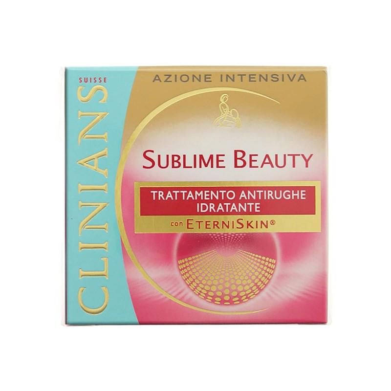 Clinians - Sublime Beauty - Trattamento Antirughe Idratante 50 ml