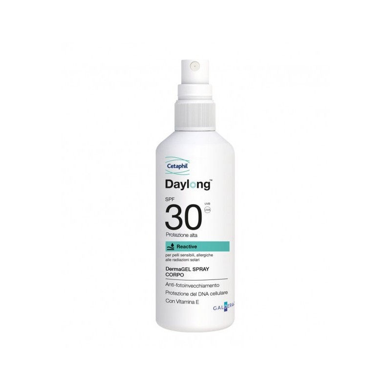 Cetaphil Daylong Gel Spray Corpo Spf30 150 ml