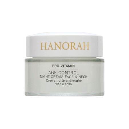 HANORAH - crema pro-vitamin age control night cream 50 ml