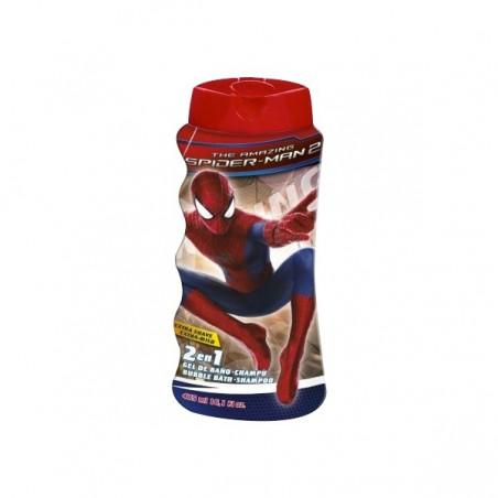 spiderman bagnoschiuma-shampoo 2 in 1 475ml
