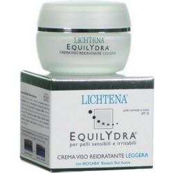Equilydra - Crema Viso Reidratante Leggera Per Pelli Sensibili E Miste 50 ml