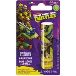 ninja turtles burrocacao spf15 vaniglia 5,7ml