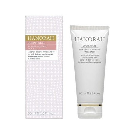HANORAH - crema couperosys bilberry soothing face balm 50 ml