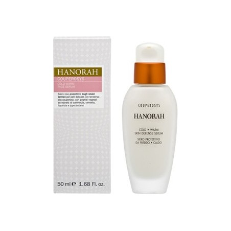 HANORAH - crema couperosys cold-warm skin defense serum 50 ml