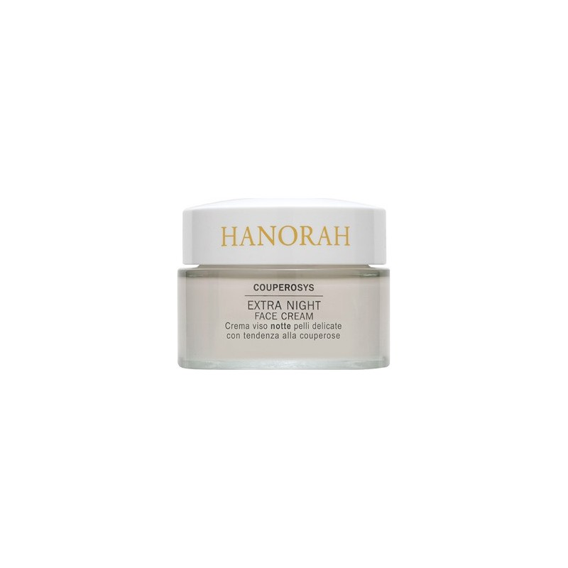 HANORAH - crema couperosys extra night cream 50 ml