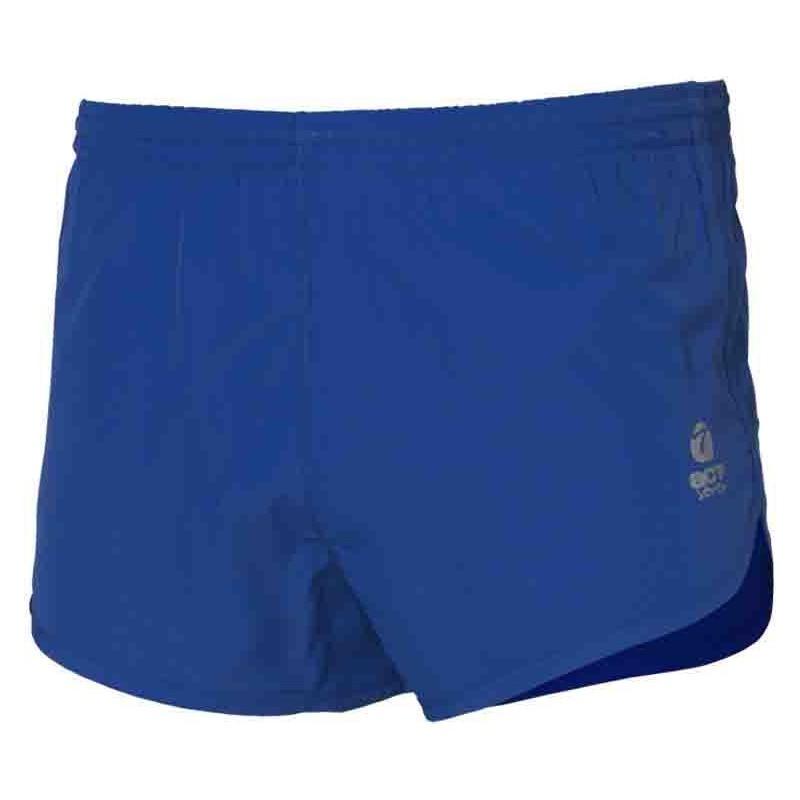 pantaloncino in microfibra con applicazioni riflettenti colore olimpico royal taglia -xl