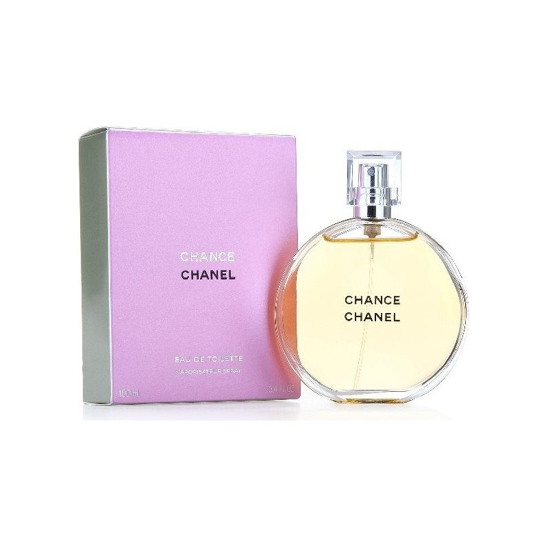 chance - eau de toilette donna 100 ml vapo